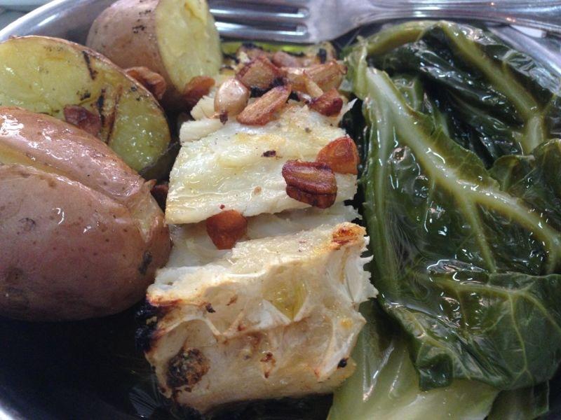 Trienal no alentejo un periplo art stico culinario concha crespo - Bacalao guisado con patatas ...