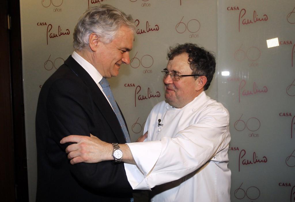 60 Aniversario del Restaurante PAULINO© DIEGO SINOVA