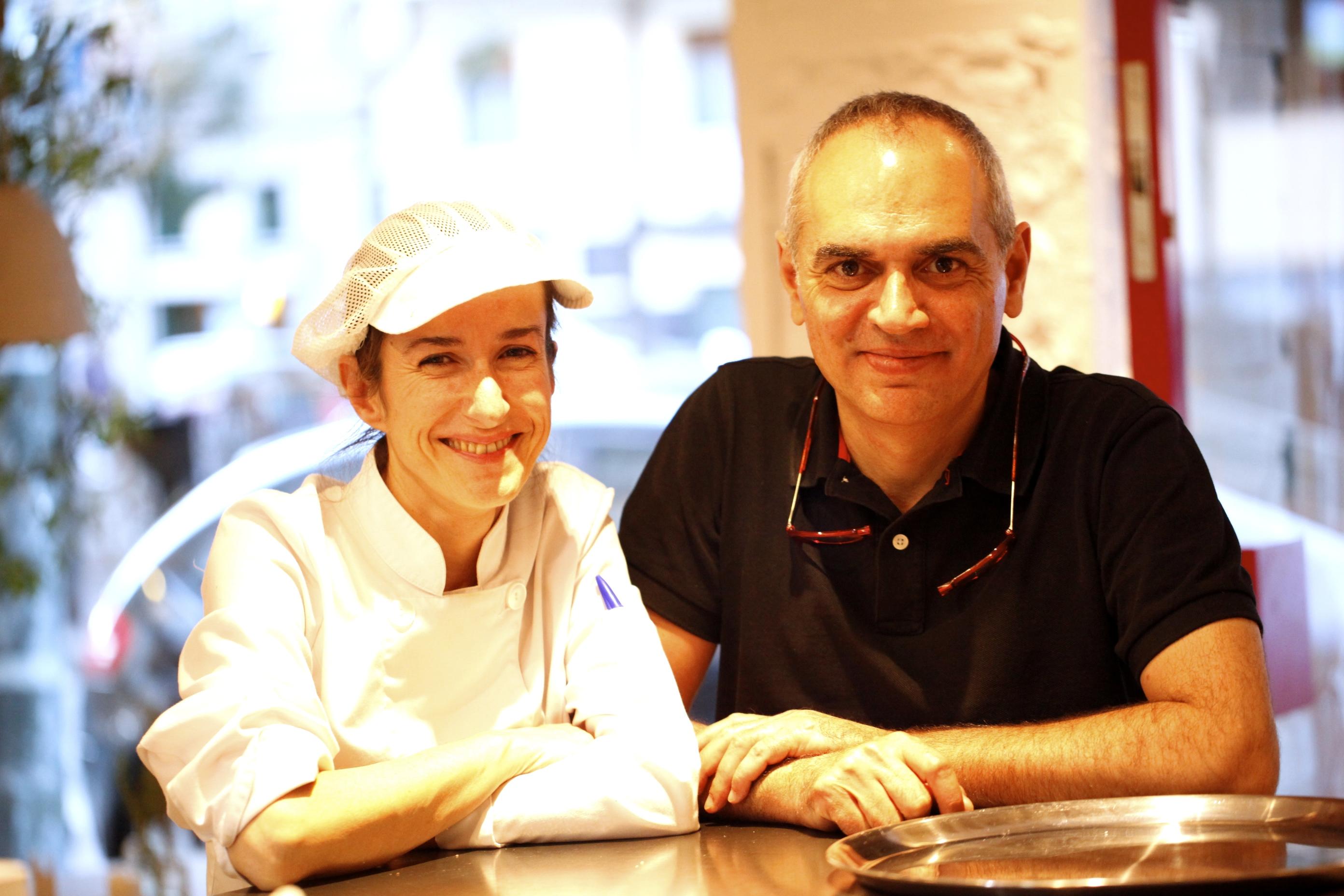 Carmen y Santiago